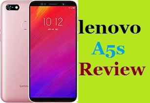 lenovo a5s review